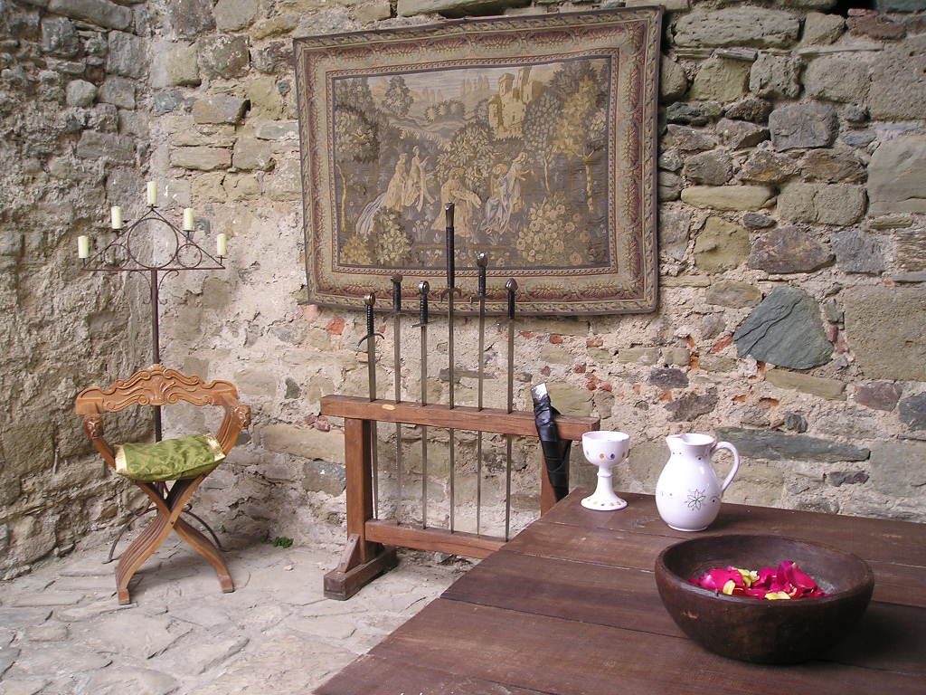 Da cavatore a prasco fra torri castelli e chiese corriereal for Piani di casa castello medievale