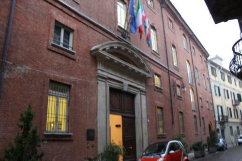 """Con Coldiretti continua il progetto """"Palestra di terra"""": i ragazzi del Ciampini-Boccardo alla Camera di Commercio CorriereAl"""