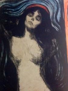 Munch Madonna 1