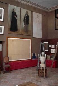 volpedo museo studio pellizza
