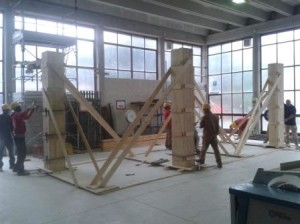 Scuola edile laboratorio