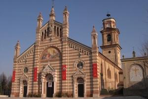 quargnento la basilica di san dalmazio