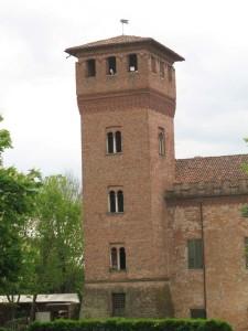 solero la torre del castello