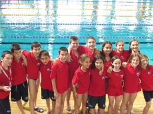 Swimming esordienti