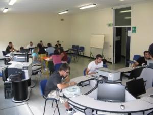 Scuola edile aula 3