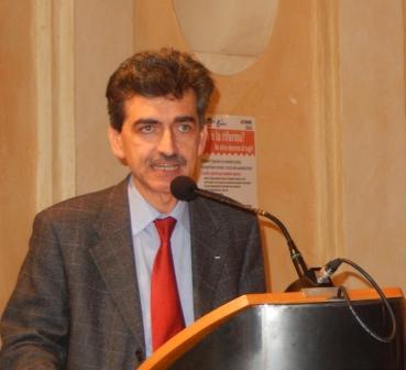 Copia di Sergio Didier nuovo segretario generale della Cisl Alessandria-Asti CorriereAl 3