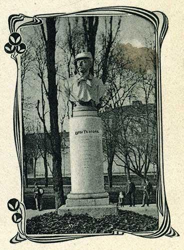 Tre-statue-nei-Giardini---Luigi-Testore