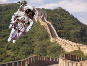 Muraglia -cinese-dallo-spazio