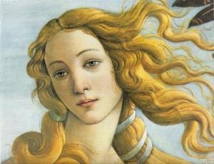 Botticelli nascita di Venere, apertura
