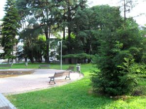 Giardini stazione Alessandria