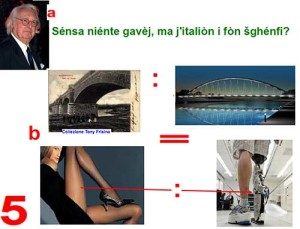 5)-gamba-amputata