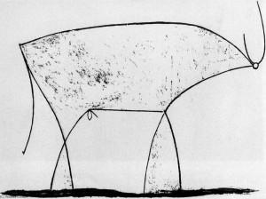 Picasso il toro 2