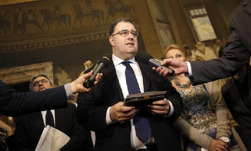 Il senatore Fornaro tesoriere del gruppo Articolo 1 Movimento democratico e progressista CorriereAl