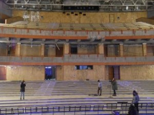 Teatro vuoto 1