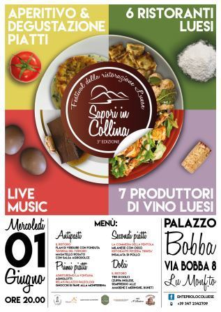 "A Lu torna ""Sapori in Collina"" CorriereAl 6"