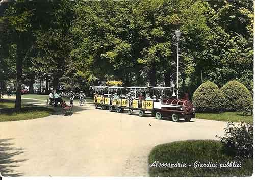 I Giardini Pubblici [Un tuffo nel passato] CorriereAl 21