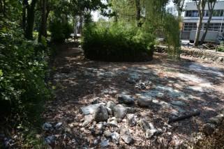 Il comune sistema il laghetto dei giardini della stazione for Pulizia laghetto