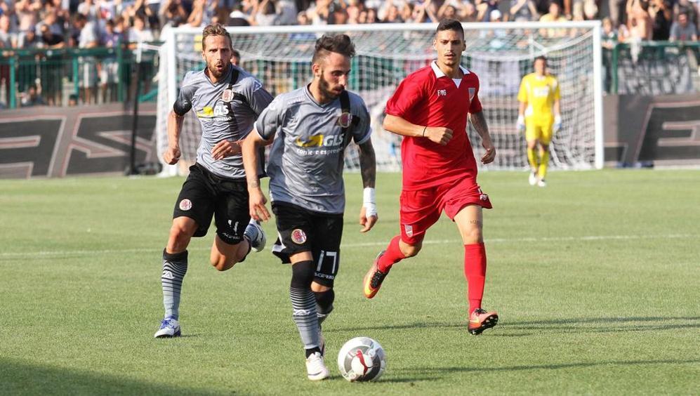 AscomVP, è Manuel Marras il giocatore più votato per Alessandria-Olbia CorriereAl