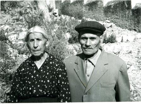 1 - 1967 07 26 - Nonno Pasquale e nonna Franca