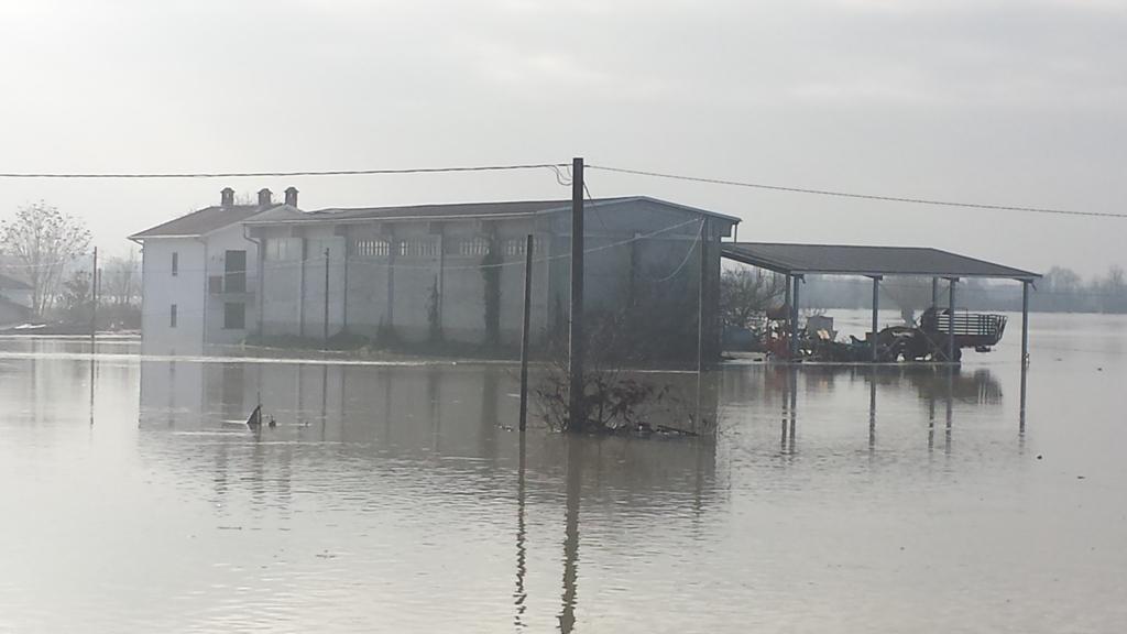 """Mighetti (M5S): """"Danni alluvione: ad alessandrini e astigiani solo le briciole. Siamo piemontesi di serie B?"""" CorriereAl"""