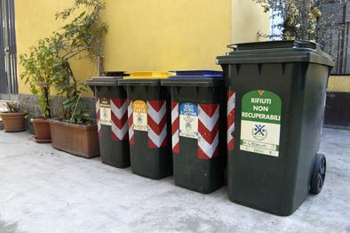 """Perissinotto (Amag Ambiente): """"Presto al via 'porta a porta' in Fraschetta: obiettivo 70% di raccolta differenziata entro il 2020"""" 1"""
