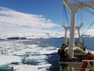 Prelievi e analisi nel Mare di Ross! [Missione in Antartide] CorriereAl