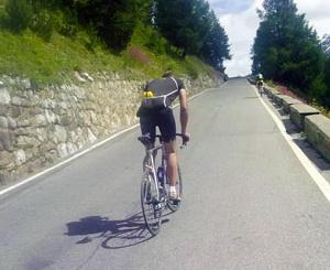 Quarto polo: dopo l'entusiasmo, si pedala in salita CorriereAl