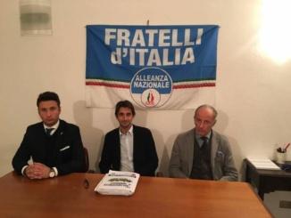 Alessandro Traverso coordinatore cittadino di Fratelli d'Italia ad Alessandria CorriereAl