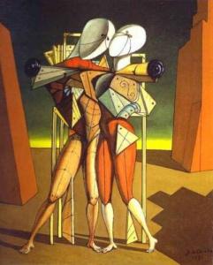 Les amants di Magritte: L'Amore che va oltre l'impossibilità di Amarsi [Very Art] CorriereAl 2