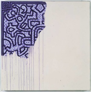 Keith Haring, About Art [Very Art] CorriereAl 2