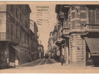 """Via Mazzini e """""""" di Lucia Lunati [Un tuffo nel passato] CorriereAl 1"""