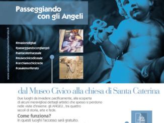 Le Invasioni Digitali 2017 arrivano al Museo Civico e alla Chiesa di Santa Caterina a Casale CorriereAl