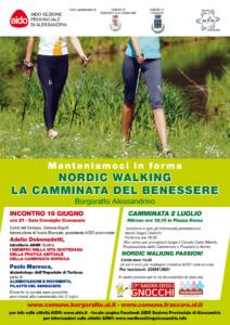 Aido e Anwi camminano insieme a sostegno dei corretti stili di vita CorriereAl
