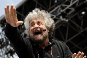 Giovedì sera in piazza Marconi arriva Beppe Grillo! CorriereAl