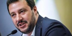 Matteo Salvini venerdì al quartiere Cristo CorriereAl