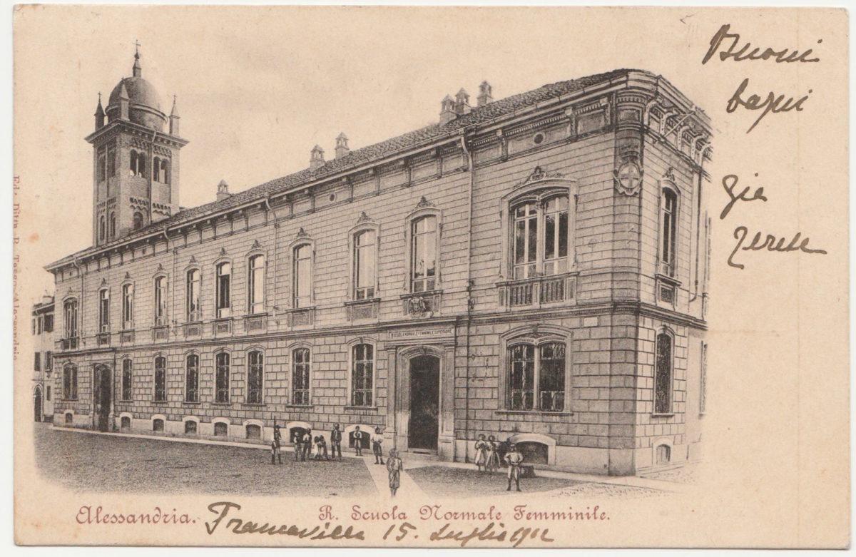 Piazza Garibaldi, Via Lodi, le scuole Normali, il Seminario di Via Vochieri e Lucia Lunati #16 CorriereAl 2