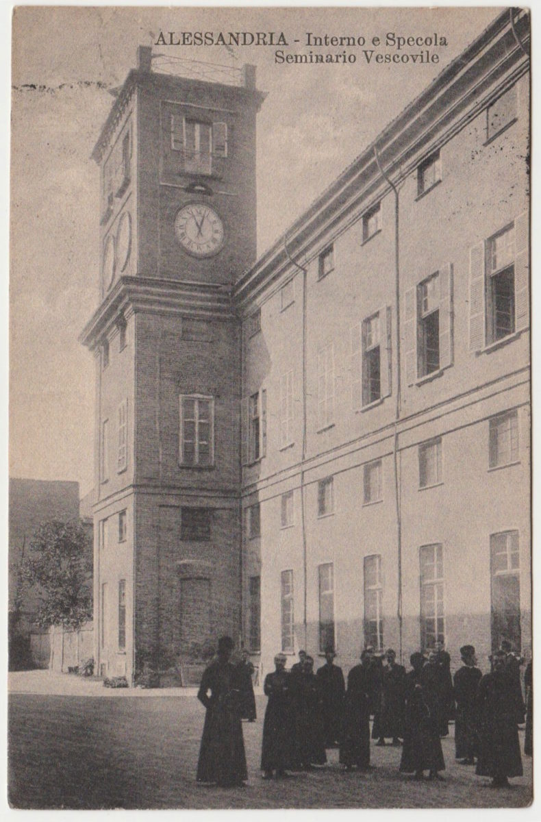 Piazza Garibaldi, Via Lodi, le scuole Normali, il Seminario di Via Vochieri e Lucia Lunati #16 CorriereAl 3