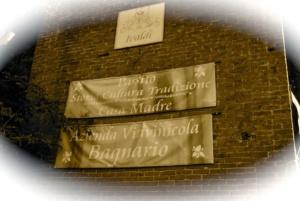 """Azienda Agricola Bagnario: """"Il nostro Passito è frutto di una tradizione plurisecolare: 'la rete' ha cambiato le regole di promozione e vendita"""" CorriereAl"""