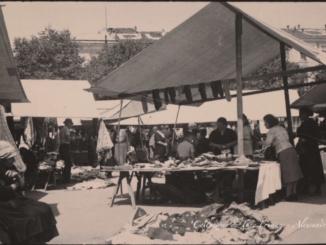 Piazza Rattazzi, il mercato, la belecalda, i cantastorie e Lucia Lunati #15 [Un tuffo nel passato] CorriereAl