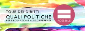 Tour dei Diritti: politiche per l'educazione alle differenze CorriereAl