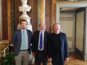 "Cuttica e Molinari a Genova dal sindaco Bucci: ""Forte sintonia su rifiuti e logistica"". Nasce l'asse ligure piemontese? CorriereAl"