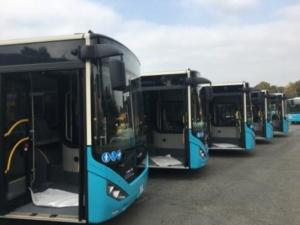 Da lunedì ad Alessandria i nuovi bus azzurri di Amag Mobilità: investimento da 2 milioni e 300 mila euro CorriereAl