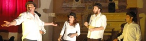 Teatro del Rimbombo: da venerdì sera una festa che durerà 24 ore CorriereAl