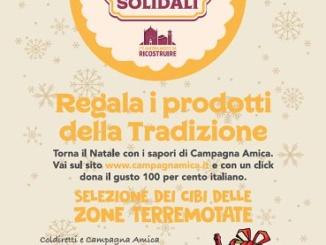 Natale con i prodotti firmati Campagna Amica: regala le eccellenze del Made in Italy delle zone colpite dal sisma CorriereAl
