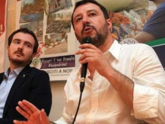 """Salvini ad Alessandria 'lancia' il comitato per il referendum sull'autonomia: """"Da qui parte il rinascimento del Piemonte"""" CorriereAl"""