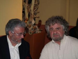 """Lino Balza: """"Io candidato con i 5 Stelle? Ne ho parlato con Grillo: e smentisco!"""" CorriereAl"""