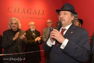 Natale con Chagall - Oltre il paesaggio: grande partenza per la mostra in Biblioteca Calvo. Apertura anche nei festivi CorriereAl