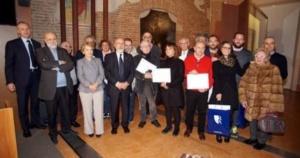 Ai giornalisti Massone, Prato e Grisieri il Premio Franco Marchiaro: ospite della cerimonia Carlin Petrini CorriereAl 5