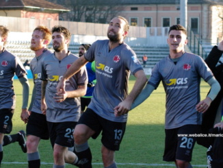 Alessandria 1 Pro Piacenza 0 [Curva Nord] CorriereAl