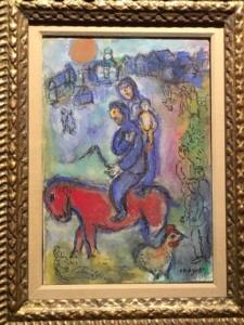 """Un mese di Chagall ad Alessandria: """"perchè la cultura infastidisce il consigliere Abonante?"""" CorriereAl"""